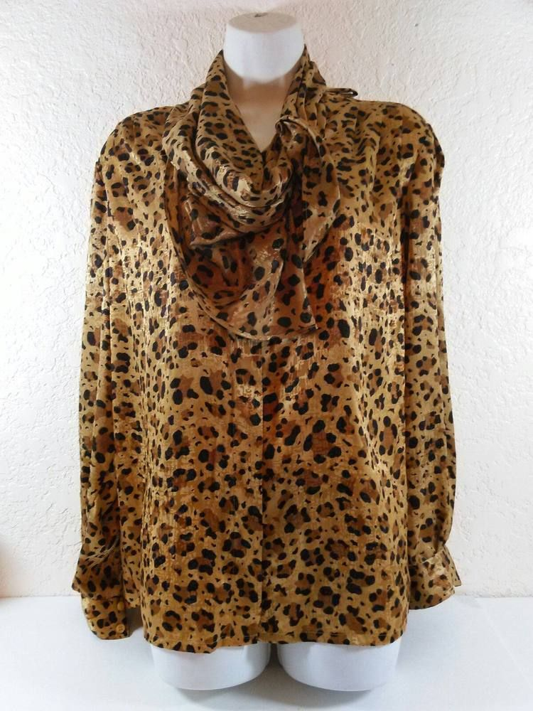 a45dfad058923 Chicos Ladies Sz 0 (4) Cotton Top BLOUSE Black White Paisley 3 4 Sleeves   Chicos  Blouse  Casual