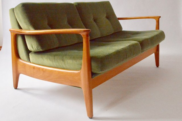 2 Seater Sofa By Eugen Schmidt For Soloform 1960s In 2020 Seater Sofa 2 Seater Sofa Sofa