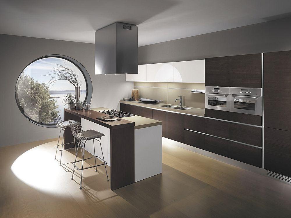 cocinas modernas Cocinas integrales modernas Usos, fotos, ideas y