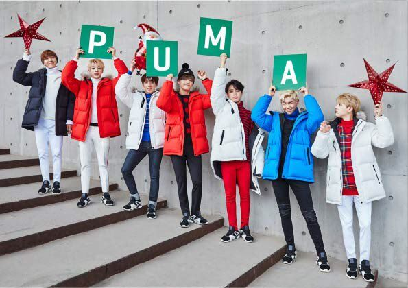 Image result for bts christmas 2016