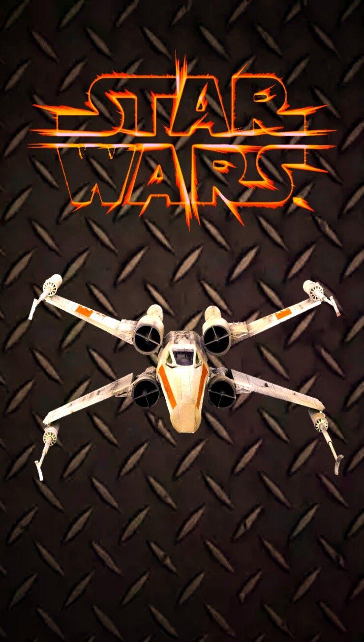 star wars x-wing iphone wallpaper | star wars iphone wallpaper
