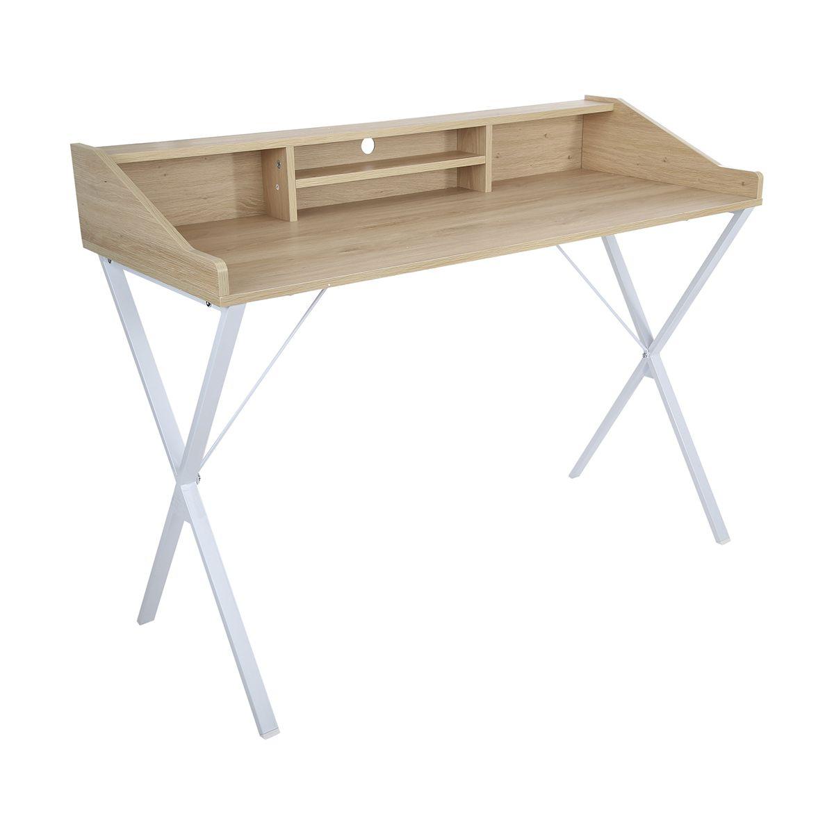 Scandi Tiered Desk Kmart 60 Walnut Desks Office Desk Zen Desk
