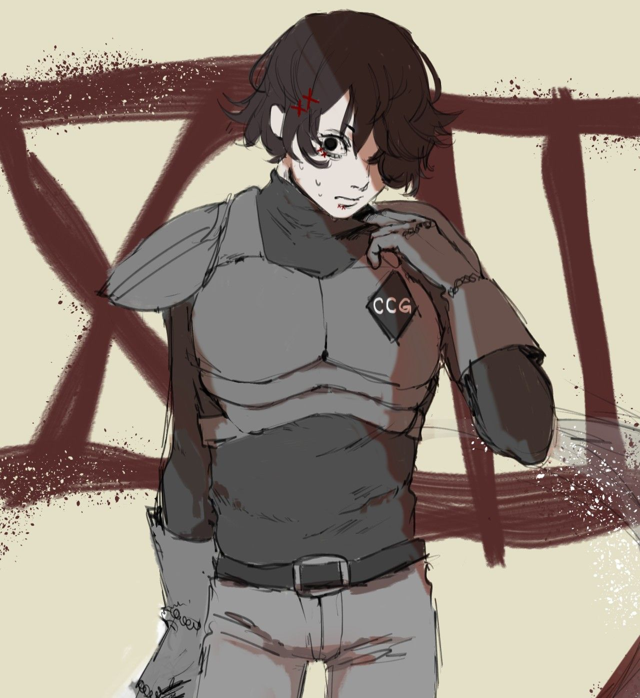 Pin by SaikoSquad on Tokyo ghoul (With images) Juuzou suzuya