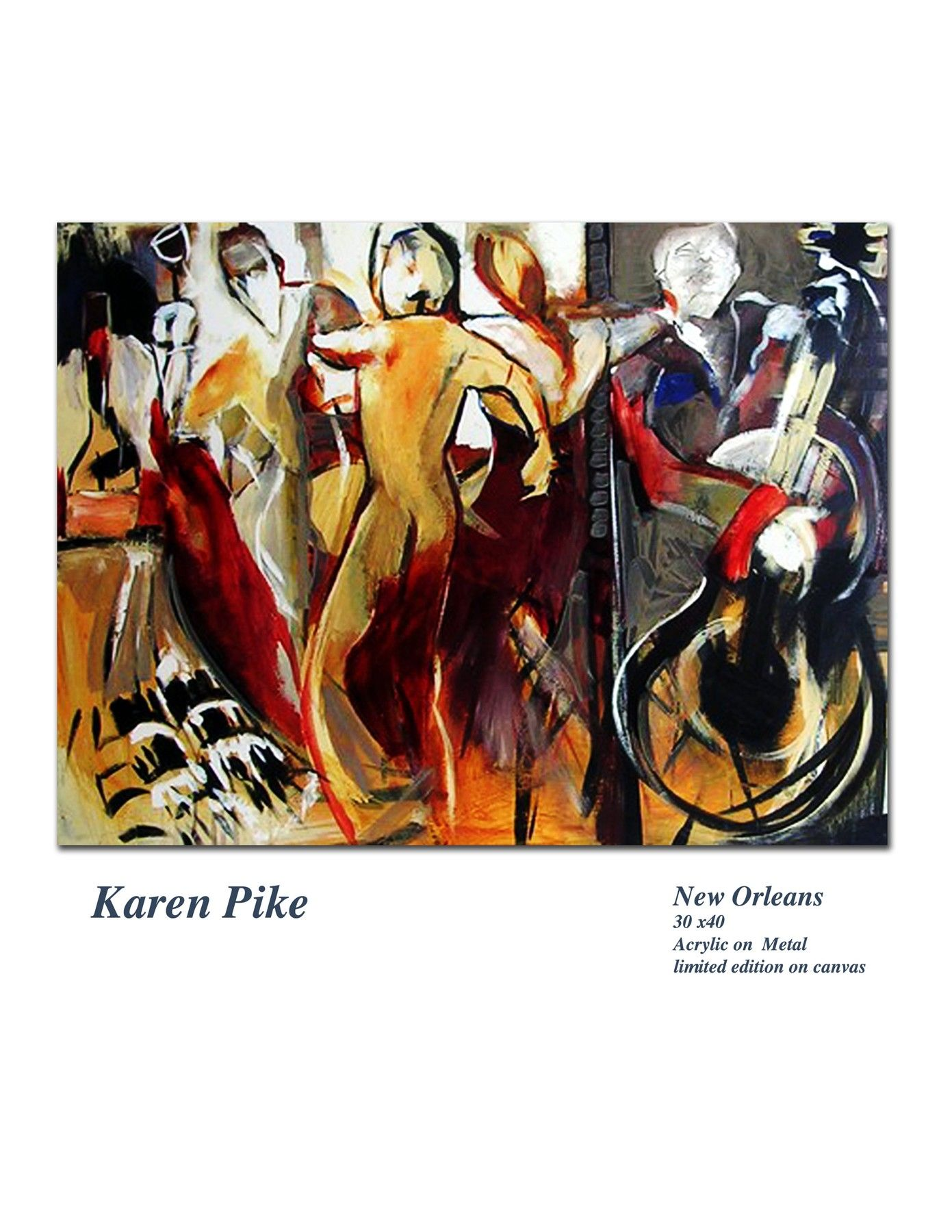 Karen Pike: New Orleans