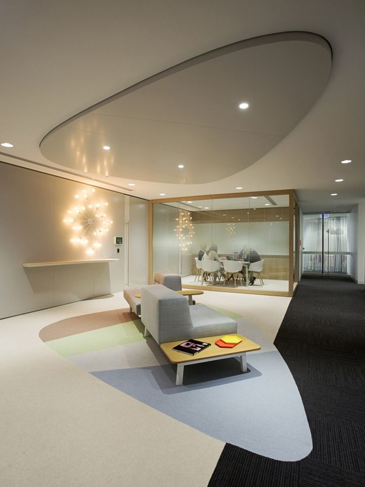 State Super Financial Services SSFS Offices by futurespace Sydney