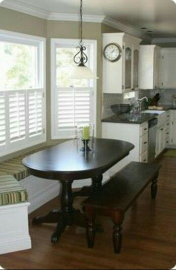 Padded Bench Window Seat Kitchen Bay Window Seat Home