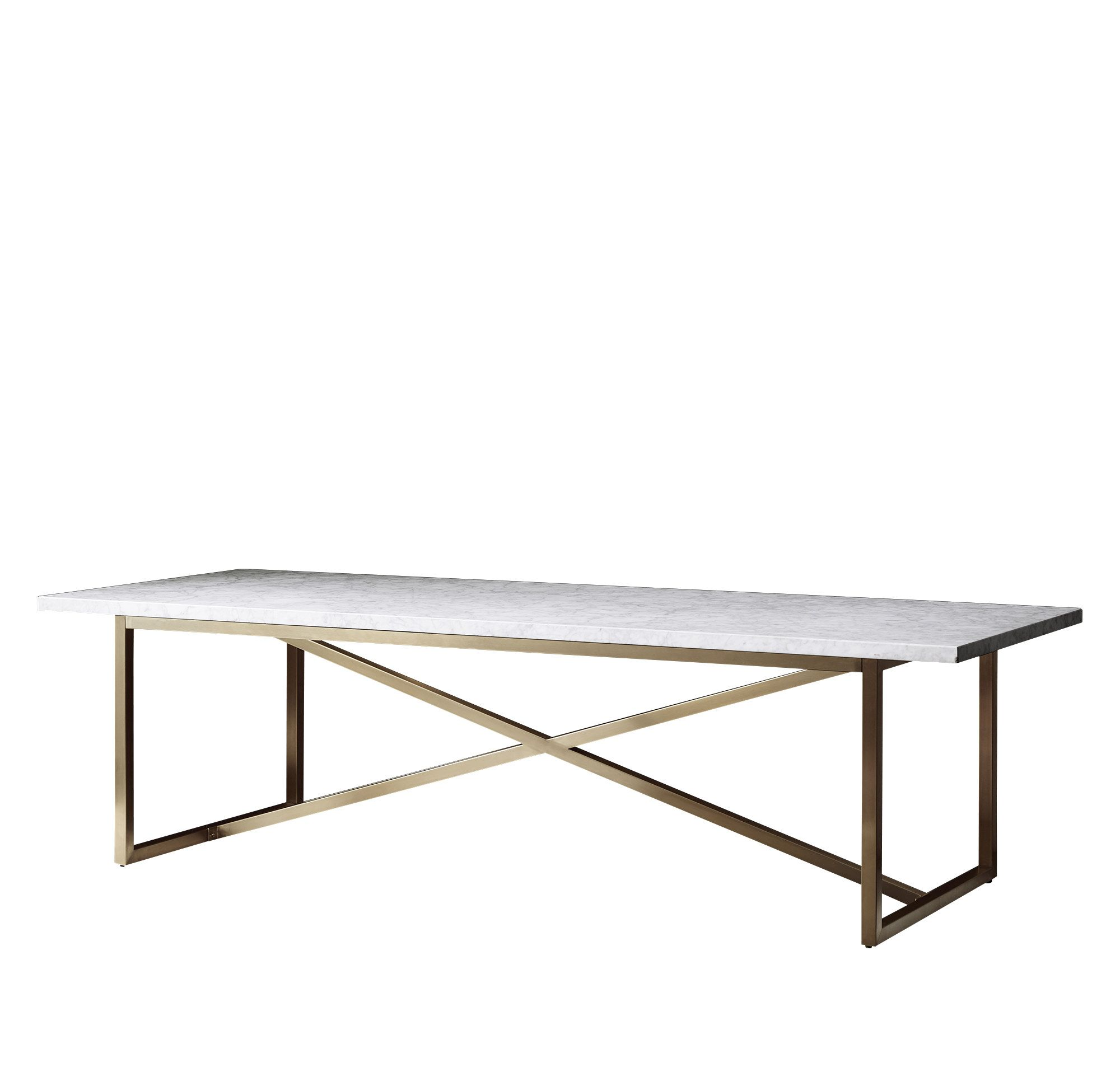 The Best Of RHs New Modern Line Into Interiors Pinterest - Restoration hardware modern dining table