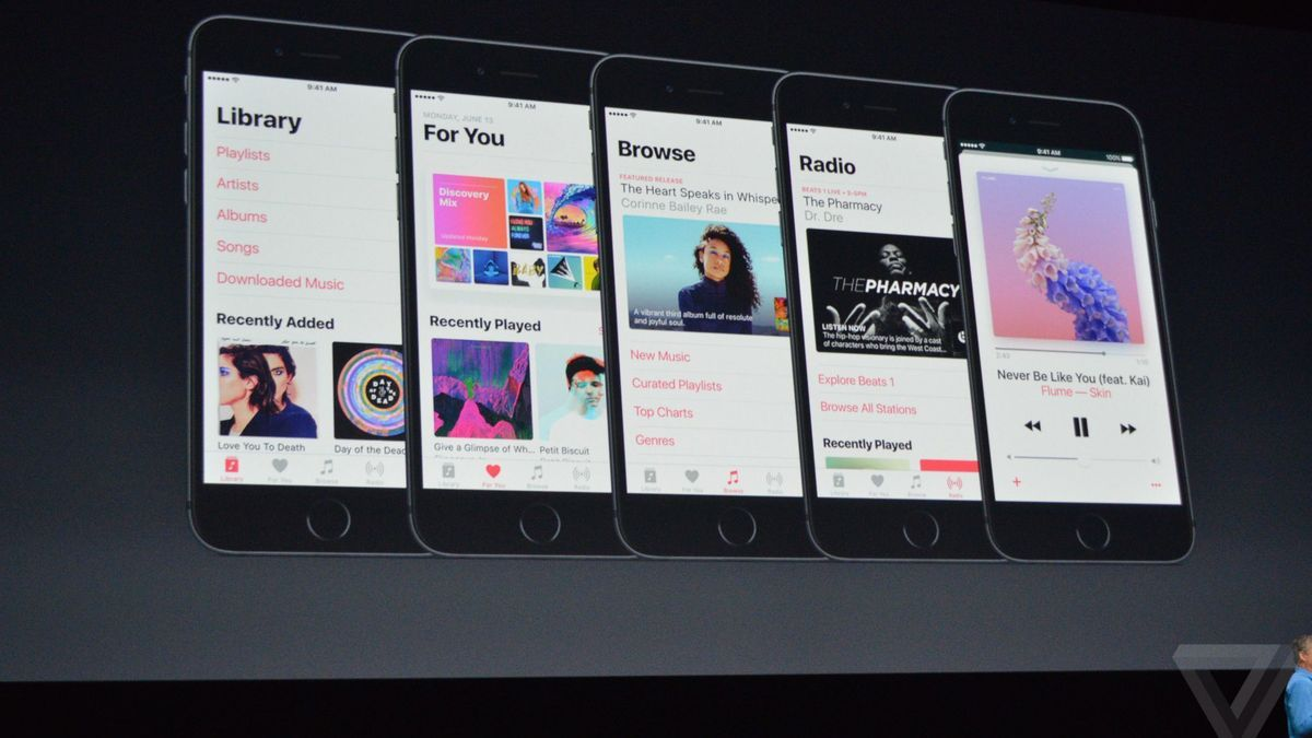 verge: Apple proposes higher royalty rates for music streaming rivals https://t.co/odmHVwSIWv https://t.co/WRCr7SNTCQ