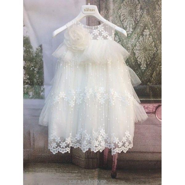 21989fc7515 Βαπτιστικό φόρεμα Χειμερινό Dolce Bambini υψηλής ποιότητας και ραπτικής  μοντέρνο-οικονομικό, Χειμωνιάτικα βαπτιστικά ρούχα