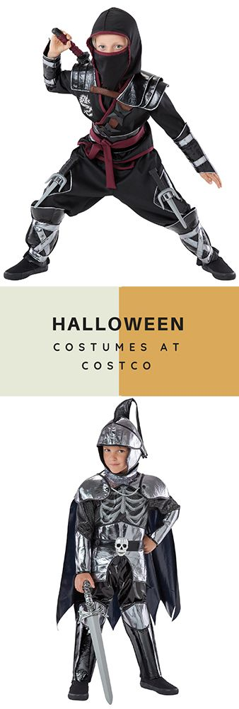 Stay Spooky This Halloween Find A Great Selection Of Costumes On Costco Com Costumes Boy Costumes Halloween Haunt