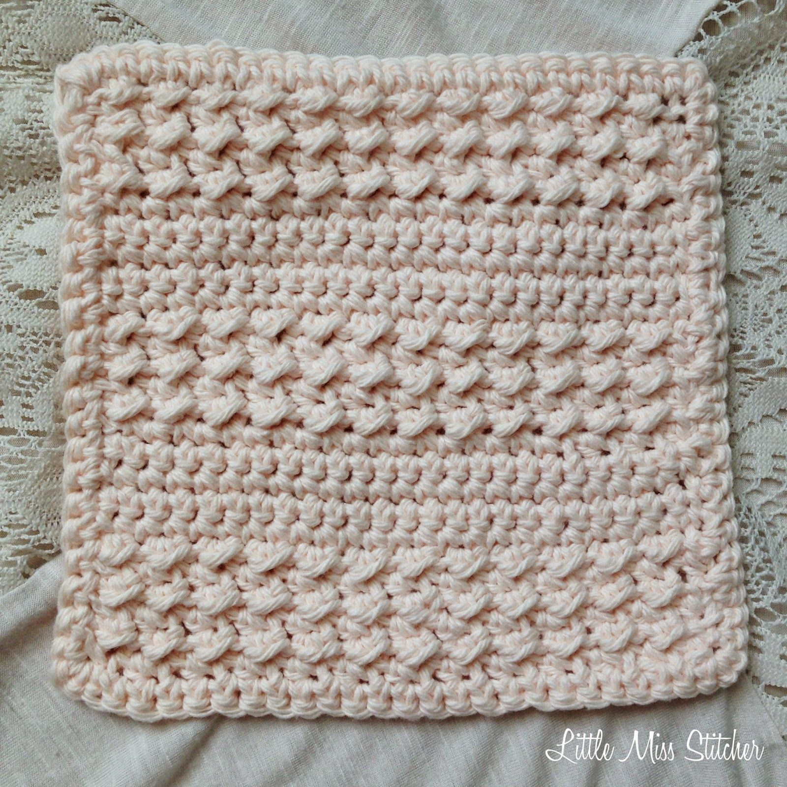 About 2 Months Ago I Share 5 Free Knit Dishcloth Patterns Today