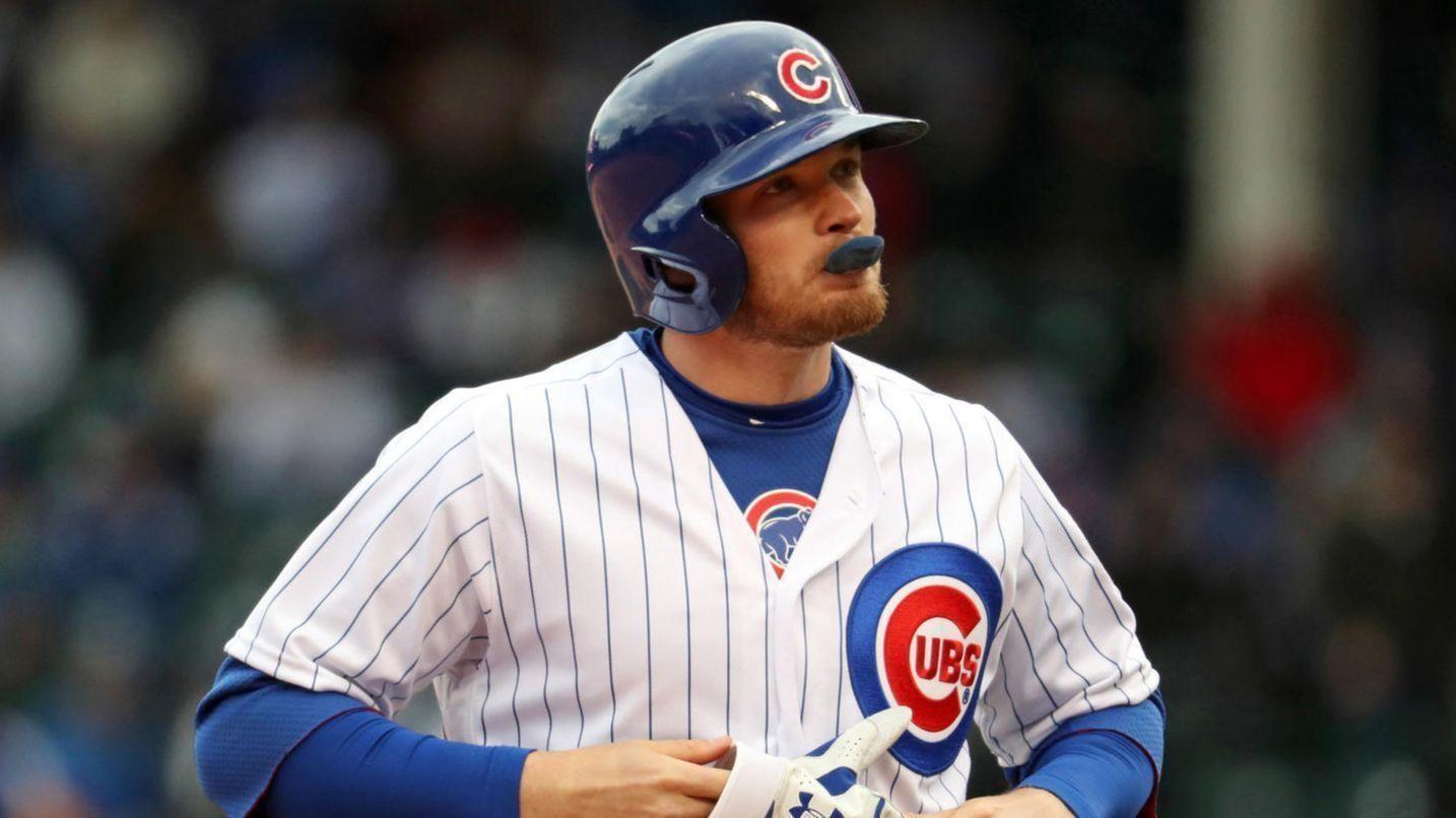 Cubs Q&A Is Ian Happ's job in danger? Could Eddie Butler
