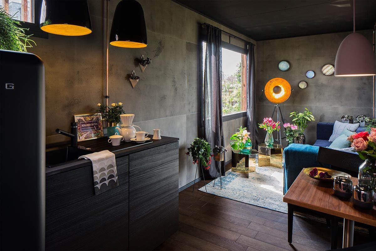 luxus design schrebergarten mitten in berlin eine idylle home i kleine r ume pinterest. Black Bedroom Furniture Sets. Home Design Ideas