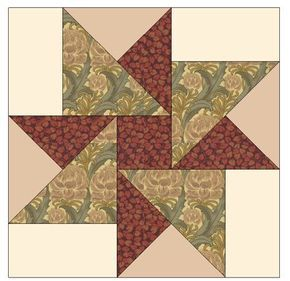 Image Result For 12 1 2 Inch Star Quilt Block Pattern Star Quilt Blocks Quilt Block Patterns Quilt Blocks
