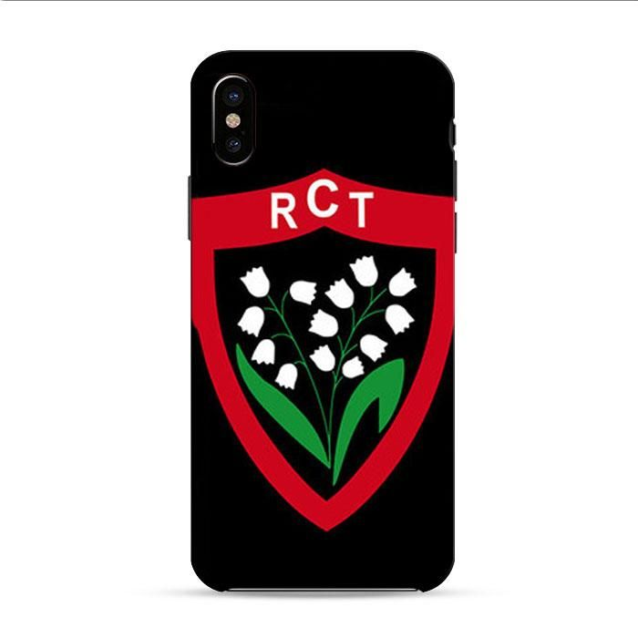 Rct Logo iPhone X 3D Case