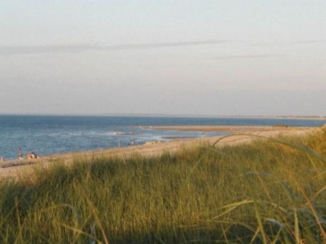 Vacation rental: beach cottage in East Sandwich, Massachusetts, USA.