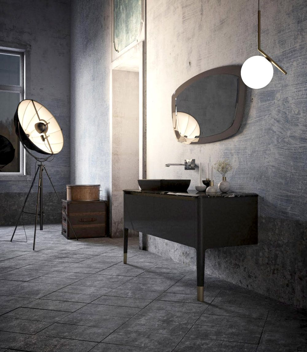 New model preview: ART by Puntotre Arredobagno #bathroom #homedesign ...
