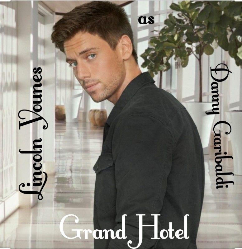 Lincoln Younes Australian Actor Australian Actors Garibaldi Grand Hotel