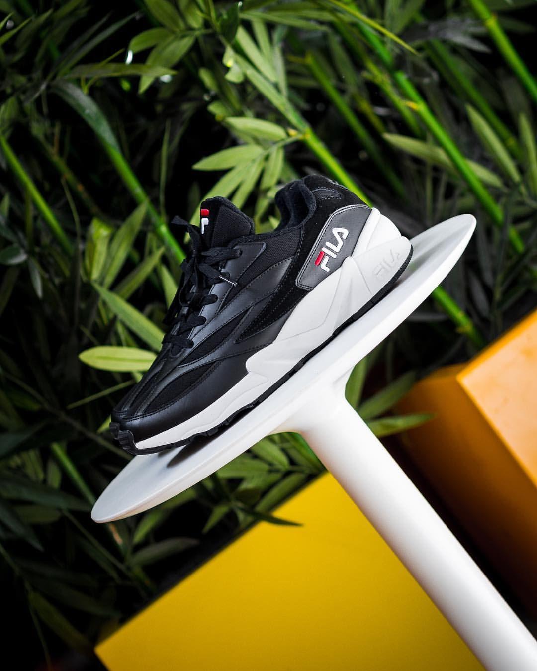 Fila 94: Black | Sick Sneakers in 2019