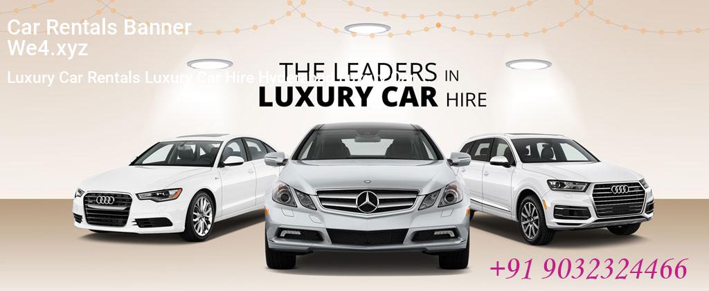 Car Rentals Banner Car Rental Luxury Car Hire Luxury Car Rental