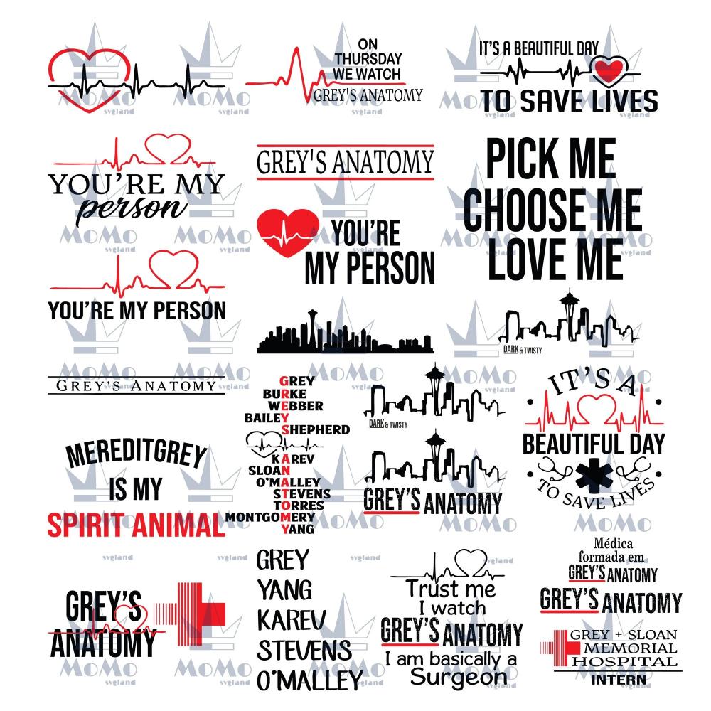 png,Greys Anatomy bundle svg,png,dxf,cricut,Greys Anatomy Quotes bundle svg svg Greys Anatomy dxf