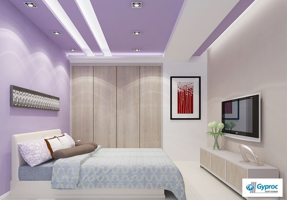 صور ديكورات حديثة 2019 غرف جلوس ديكور صالون غرف نوم غرف بنات اولاد ديكورات متميزة بالديكور ا Bedroom False Ceiling Design Ceiling Design Bedroom Bedroom Design