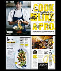 How to Get Started with Magazine Layout Design #editoriallayout