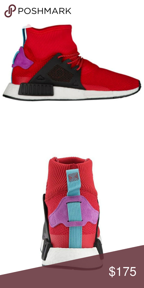 adidas nmd xr1 red winter