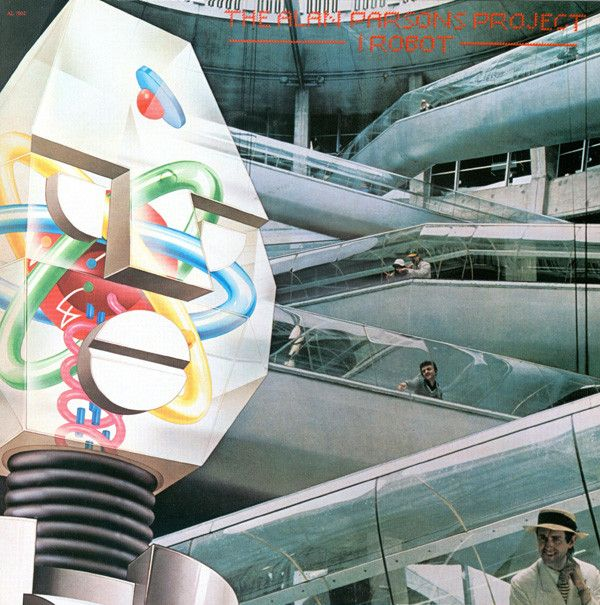 The Alan Parsons Project I Robot At Discogs Alan Parsons