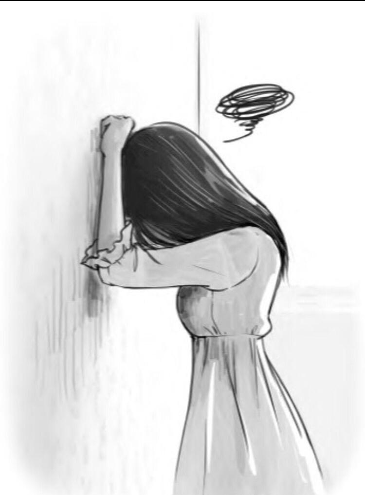 Депрессия картинки для срисовки, днем рождения шурик