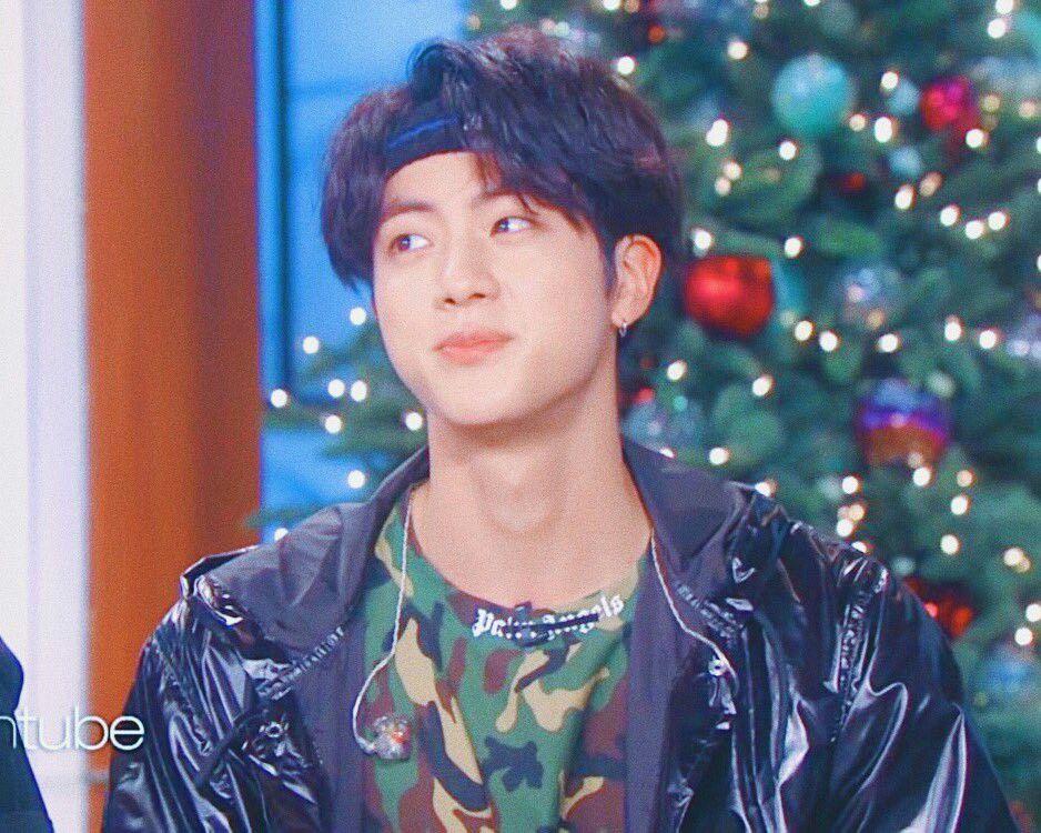 BTS Jin | On the ellen show