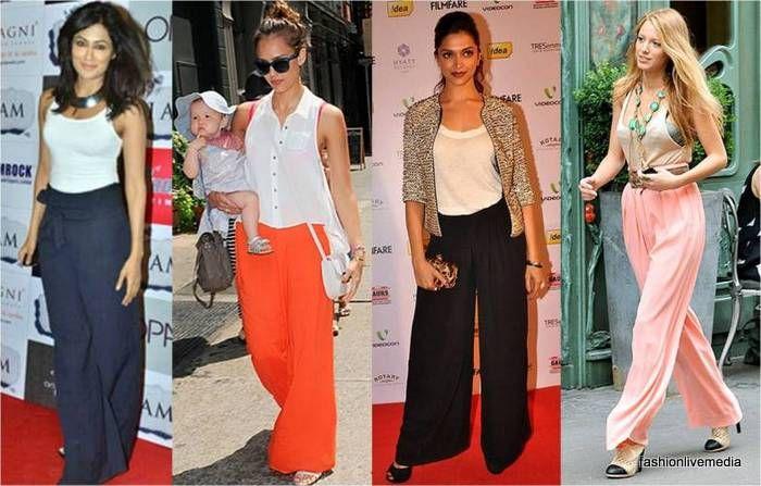 9f00d33c1d 5 Ways To Wear Palazzo Pants