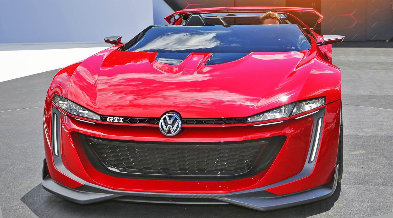 فولكس واغن جي تي أي سوبر سبورت غران توريزمو الاختبارية روعة التصميم والخيال موقع ويلز Car Volkswagen Gti Volkswagen