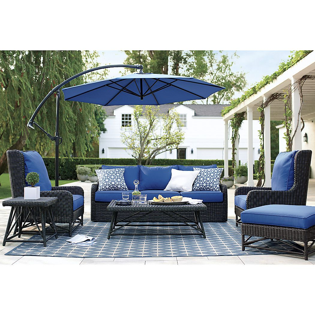 Aldo ii blue indooroutdoor rug decking and room
