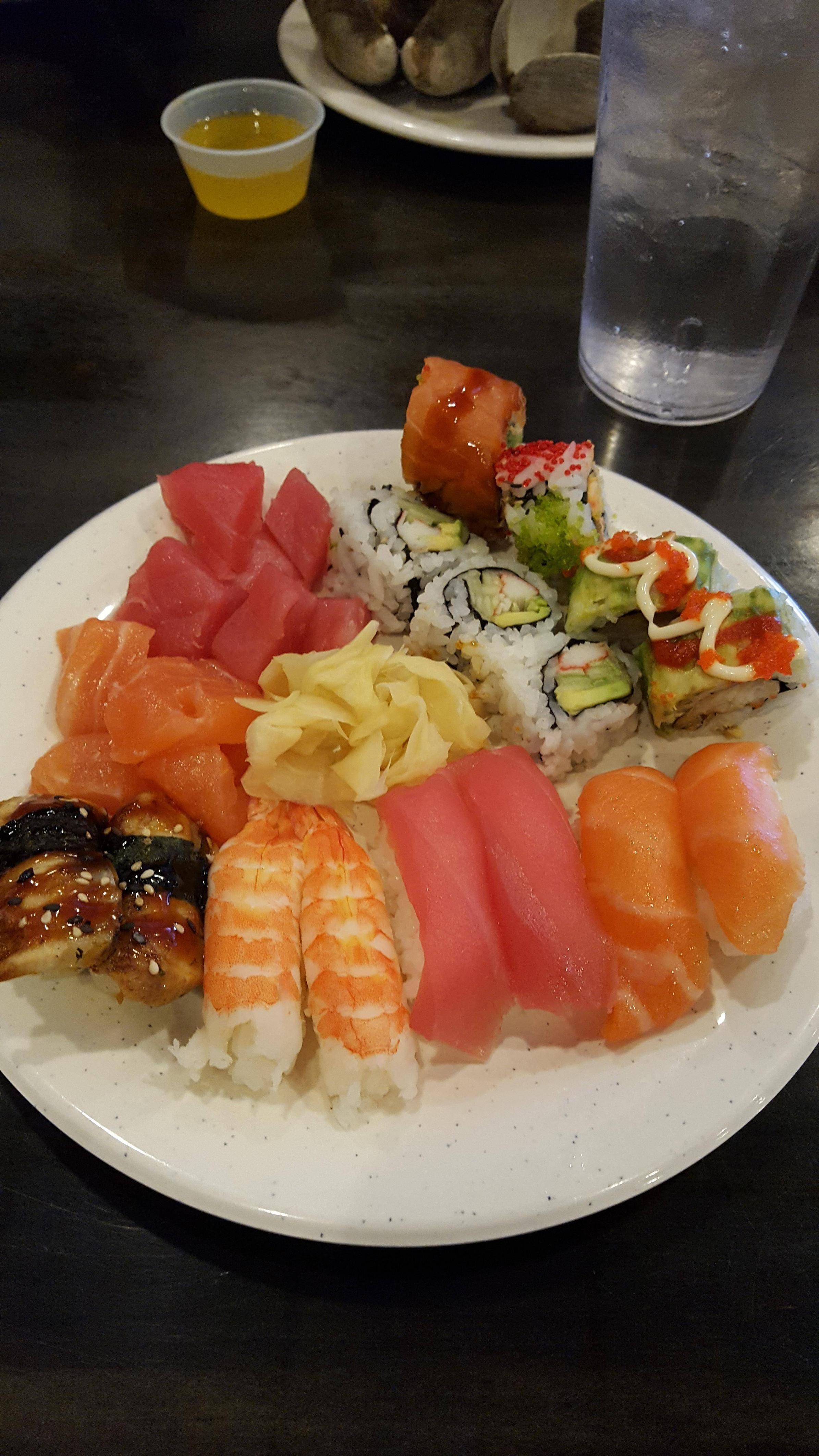 yukai buffet in virginia beach sushi food foodporn japanese rh pinterest com yukai japanese buffet coupons yukai japanese & seafood buffet virginia beach va