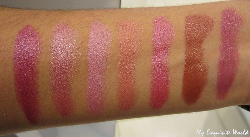 15 NEW MAX FACTOR COLOUR ELIXIR RANGE SHADES-SWATCHES | Max factor ...