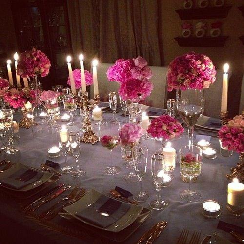 Beautiful Dinner Party Idea!