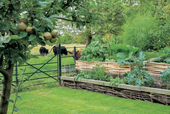Inspiration Pur Gartengestaltung Mit Hochbeet Von Heidi Lorey Und