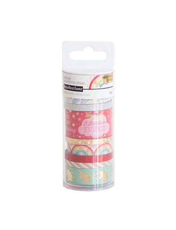Tubo washi Tape PequenoEste produto você encontra nas lojas Bala Mental,entre em contato conosco em nossa fan page: