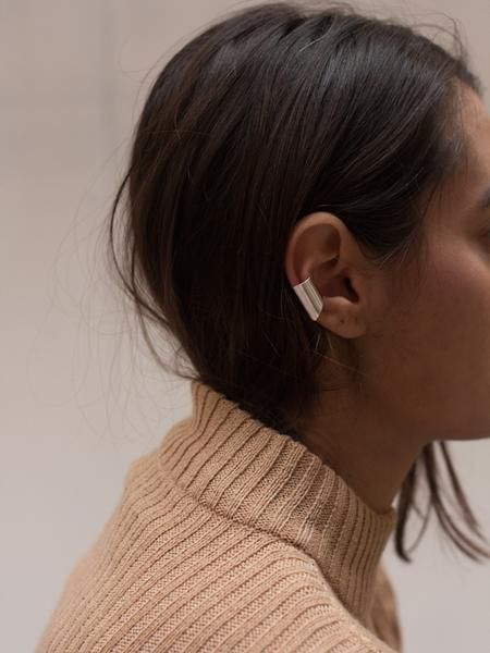 Elegant Ear Cuff Shaped Uneven To