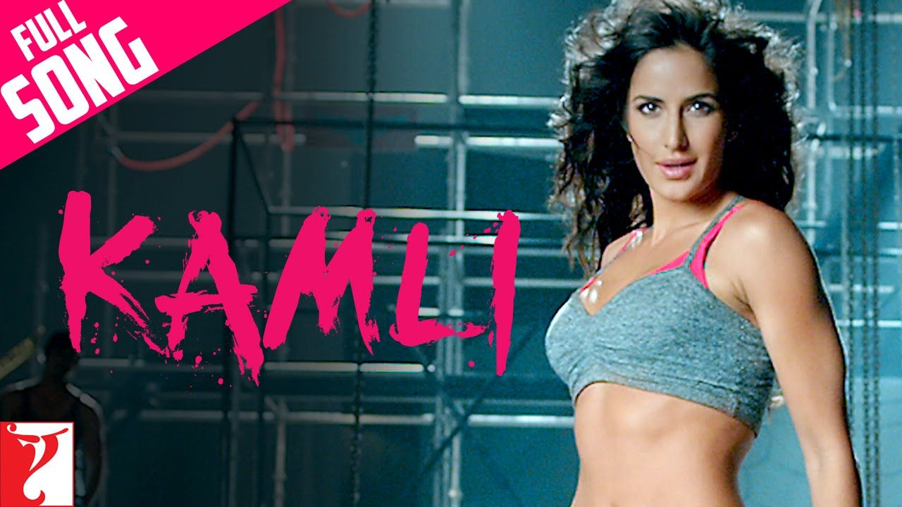 KAMLI - Full Song - DHOOM:3 - Katrina Kaif sooo pretty <3