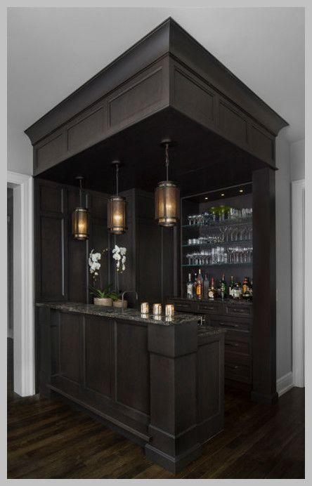 simple home bar design ideas