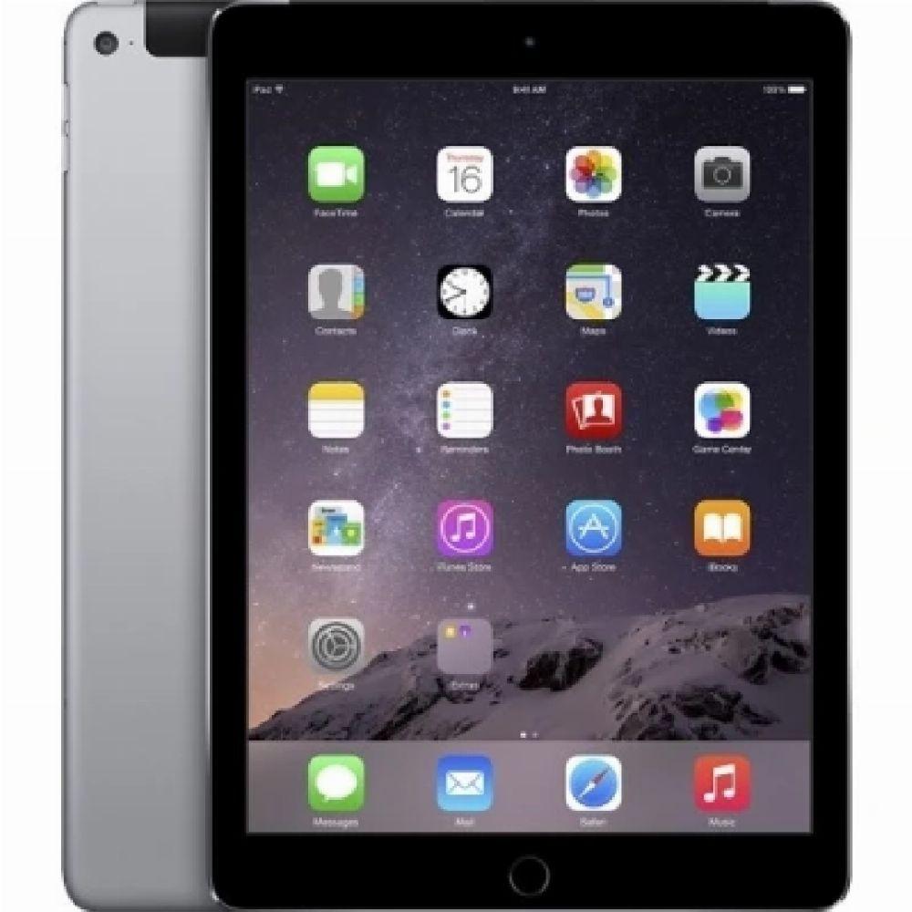 Apple Ipad Air 2 Wi Fi Cellular 64gb Space Grey New Apple Ipad Refurbished Ipad Apple Ipad Mini