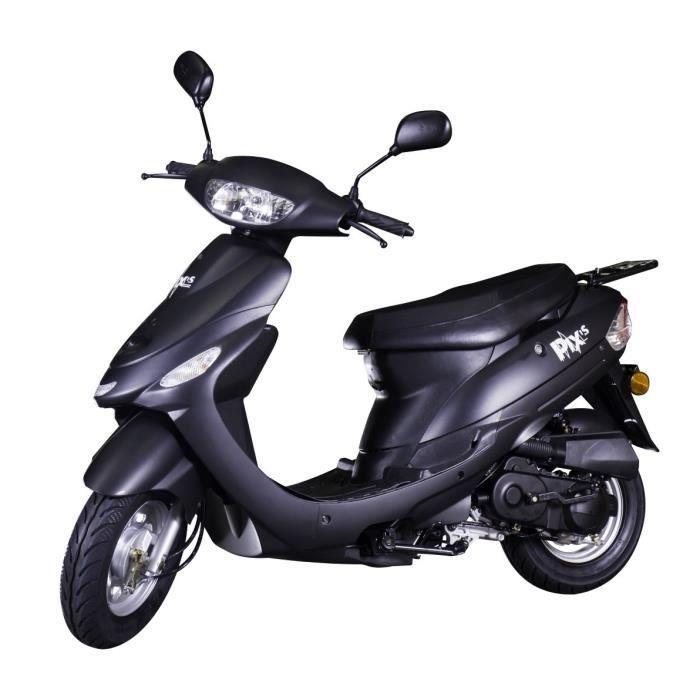bonplan 2roues scooter 50cc beatbox noir mat cy50t 6 4 temps poids sec 77kg r servoir