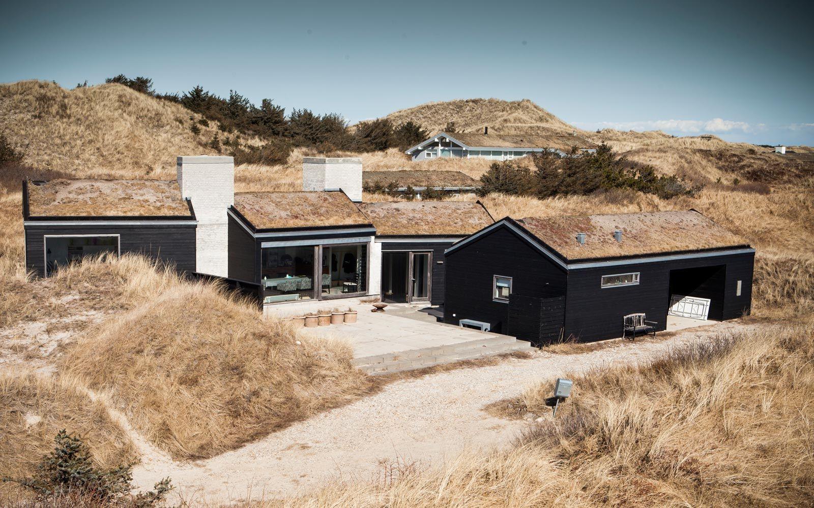 Arkitektløsninger i Skagen indenfor erhverv, sommerhuse og helårshuse