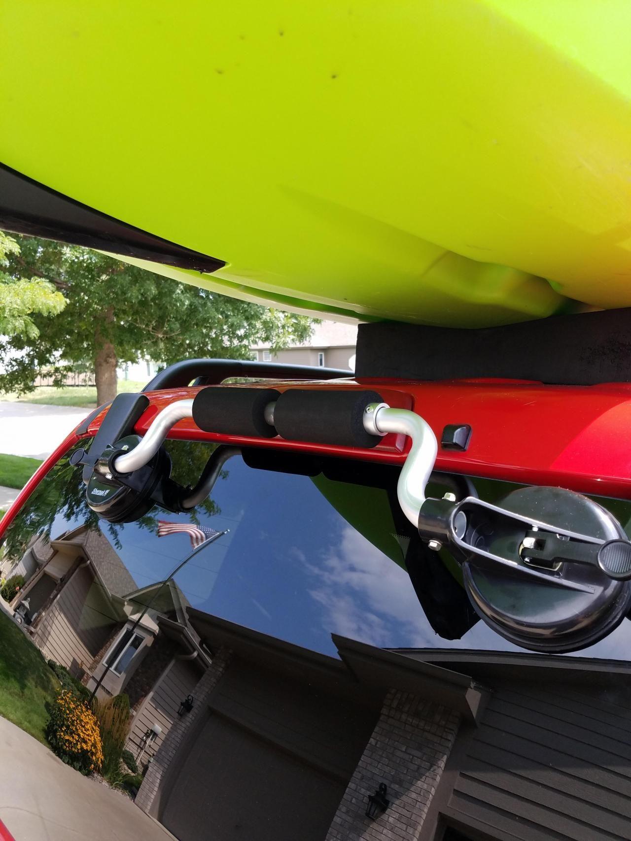 Pin by Pamilla Prentiss on Kayaking in 2020 Kayak roof