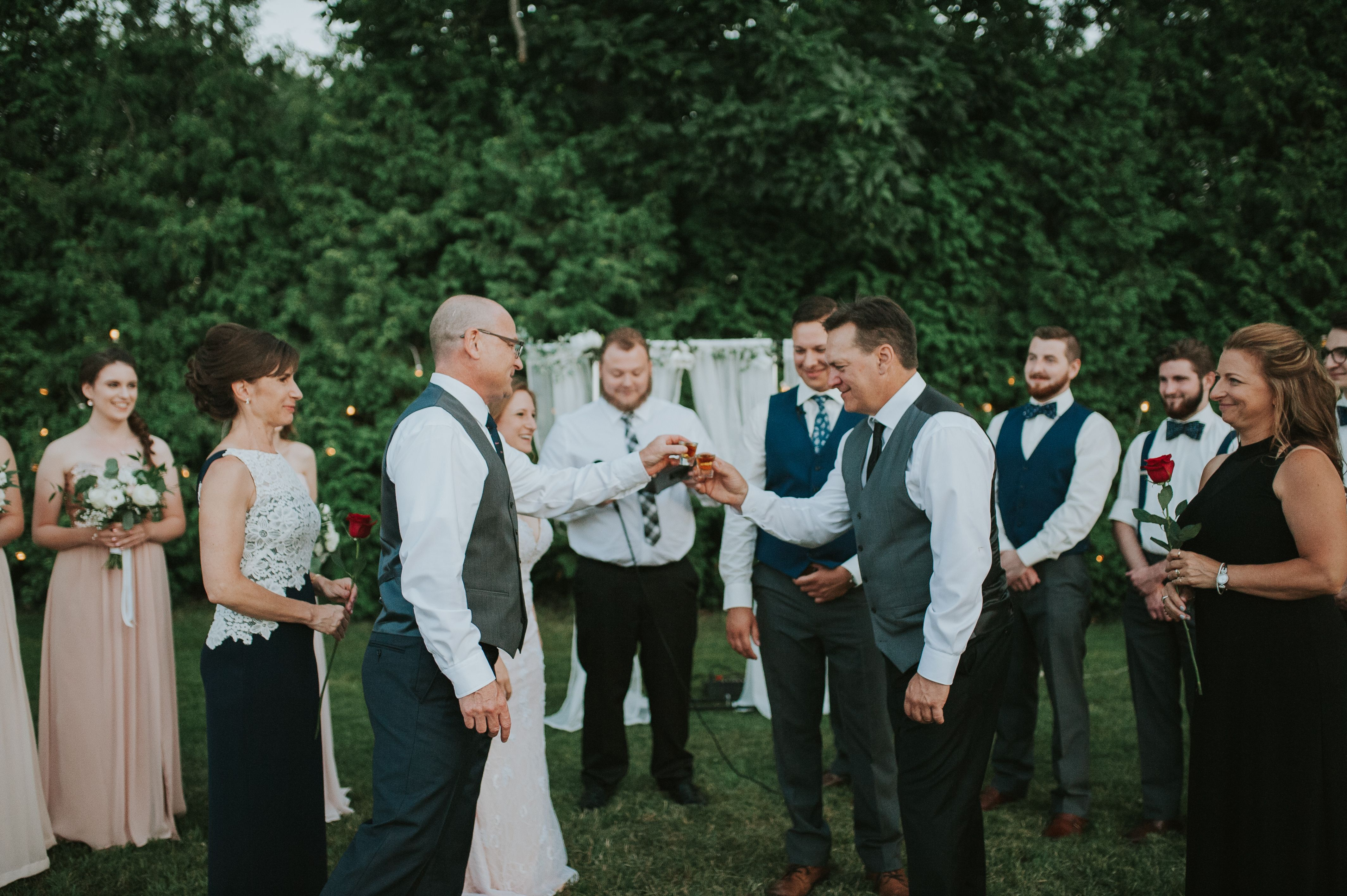 Lucas Amp Colleen Patillo Orchard Wedding Windsor