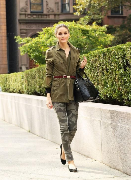 Click for Olivia Palermo's crazy brilliant styling tips, tricks, and hacks (ninja-level quality, guys):