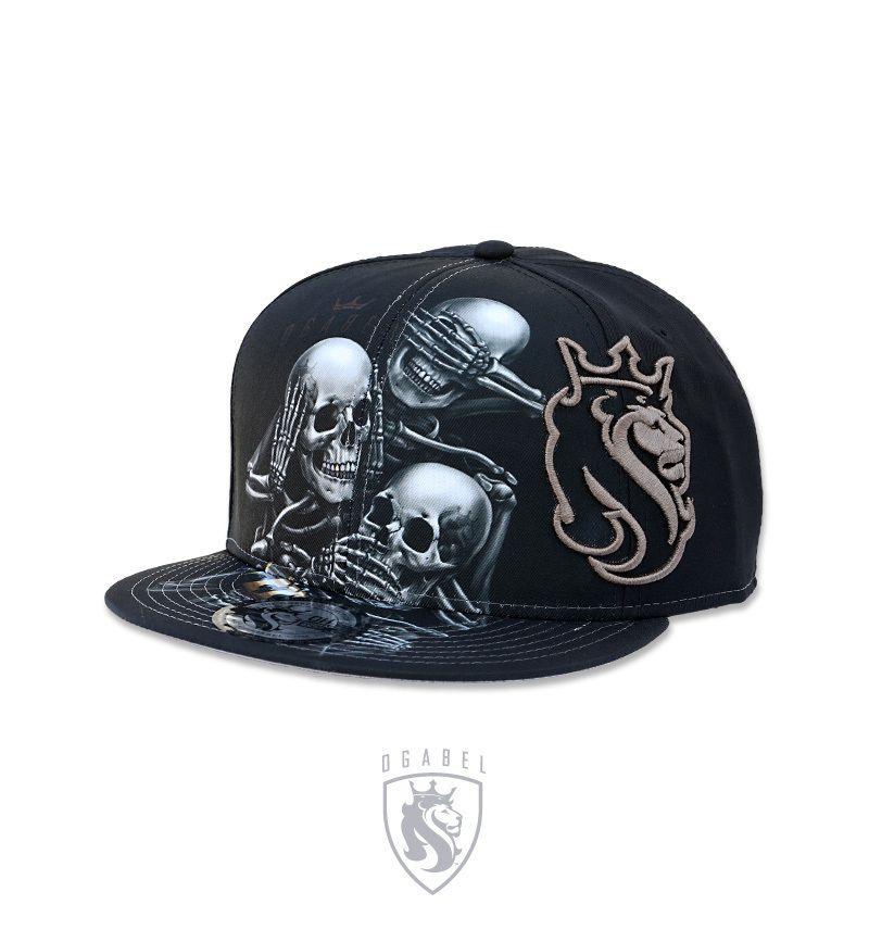 ce3dd8ab See No 014 Snapback   OGABEL Hats   Snapback, Hats, Snapback hats