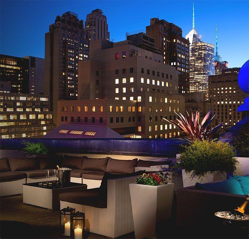 New York's Iconic Midtown Manhattan Hotel | The Roosevelt ...